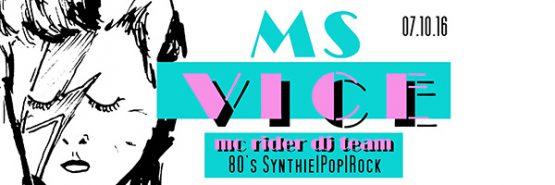 Fr 07.10. | MS VICE V