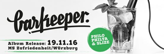 Sa 19.11. | BARKEEPER RELEASE PARTY