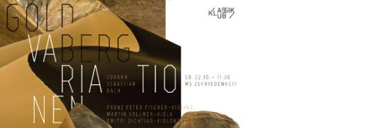 So 22.10. | KLASSIK x KLUB